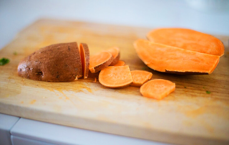 The Best Foods To Calm A Dog For Bonfire Night, Sweet Potato